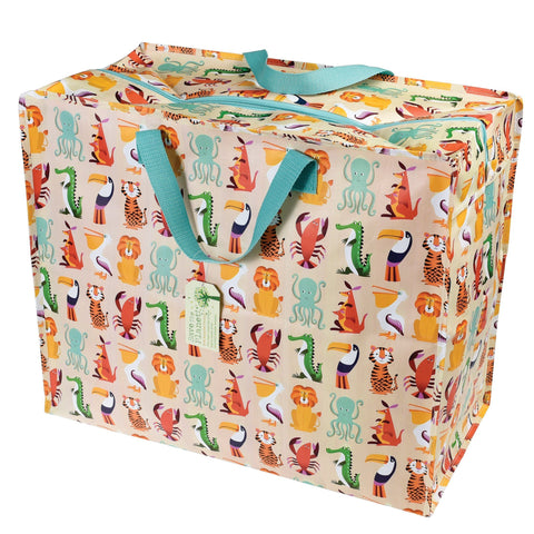 Laundry Bags - COLOURFUL CREATURES Jumbo Storage Bag