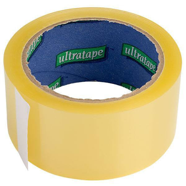 Parcel Tape - Ultratape Clear Adhesive Tape 48mm x 66M