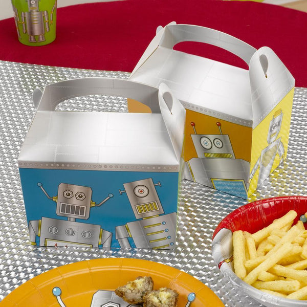 Robot Heroes - Lunch Box PK8