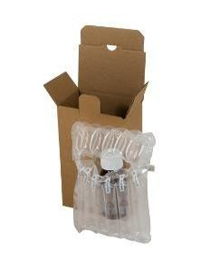 Pharmaceutical Bottle Airsac Kit - Postal Pack 250ml