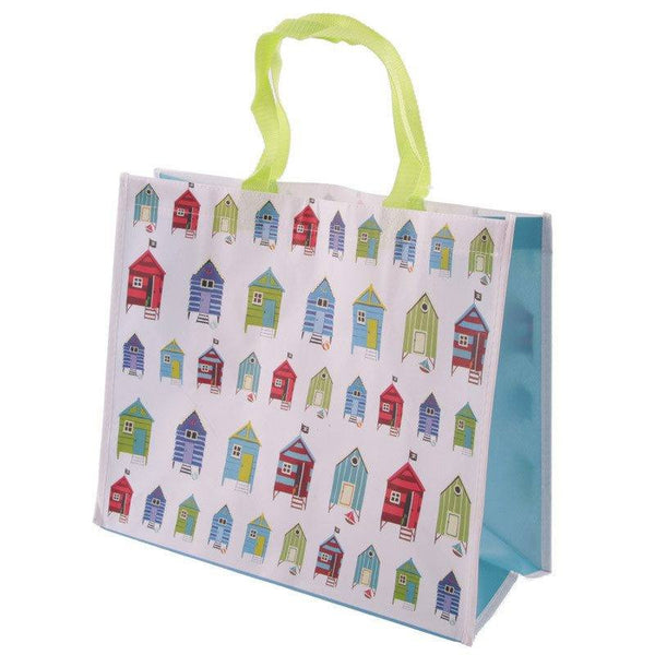 New Jan Pashley Beach Design Shopping Bag - H 39.5cm W 33cm D 16cm