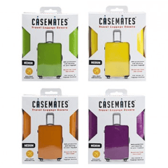 Travel suitcase covers - perfect for ensuring your luggage stands out!