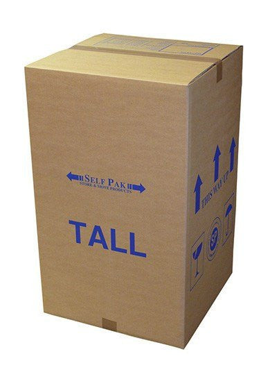 Box - Tall/China Barrel Box 450x450x750mm