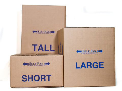 Tall/China Barrel Box - Box - Tall/China Barrel Box 450x450x750mm