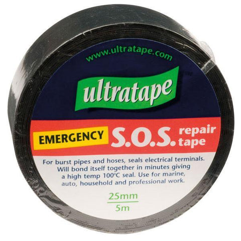 Tape - Ultratape Rhino SOS Repair Tape 25mm X 5M