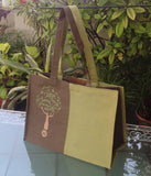 I Love My Planet - Jute Tote