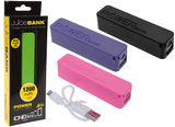 Portable USB Charger Power Bank For Mobile Devices - 1200 mAh