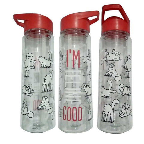 Water Bottle - Simon's Cat - Water Bottle 500 Ml