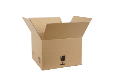 Bottle Box Outer (Fits 6 Bottle Boxes) - Postal Pack