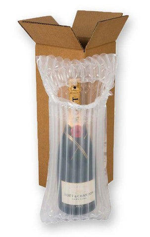Wine & Beer - Magnum & Jeroboam Champagne Bottle Airsac Kit - Postal Pack