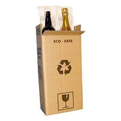 Spirit, Champagne & Wine & Beer Twin (2) Bottle Kit - Postal Pack