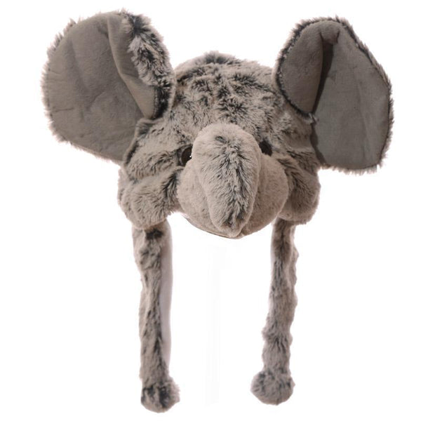 Wild Woolies Plush Elephant Hat - Woolly Hat