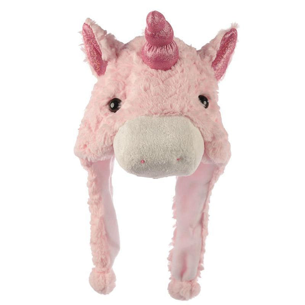 Wild Woolies Plush Unicorn Hat - Woolly Hat