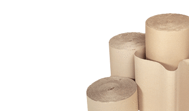 Corrugated  Rolls Quality Corrugated Card 750mm for larger general household items