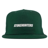 Load image into Gallery viewer, STOKEHUNTERS Green Snapback