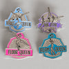 Motivational Gymnastics Pins (set of 4)