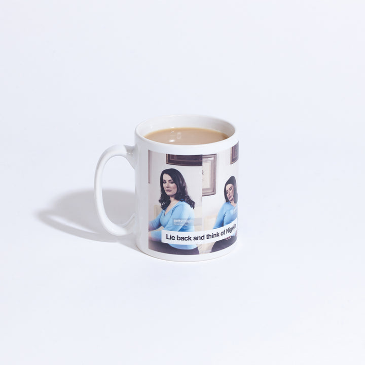 "Semaine x Raven Smith, ""The Nigella"" Mug"