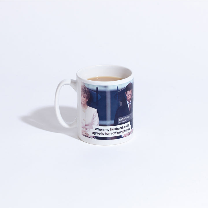 "Semaine x Raven Smith, ""The Royals"" Mug"