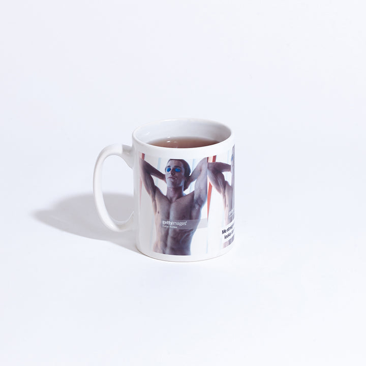 "Semaine x Raven Smith, ""The Bateman"" Mug"