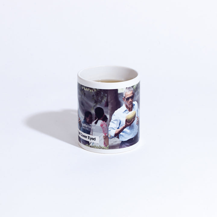 "Semaine x Raven Smith, ""The Obama"" Mug"