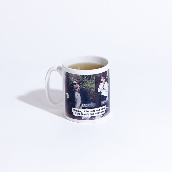 "Semaine x Raven Smith, ""The Twins"" Mug"