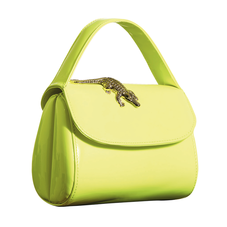 Fluo Yellow Baby Abag