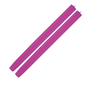 Fluo Purple Dining Candles