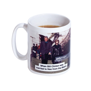 "Semaine x Raven Smith ""The Clintons Mug"""