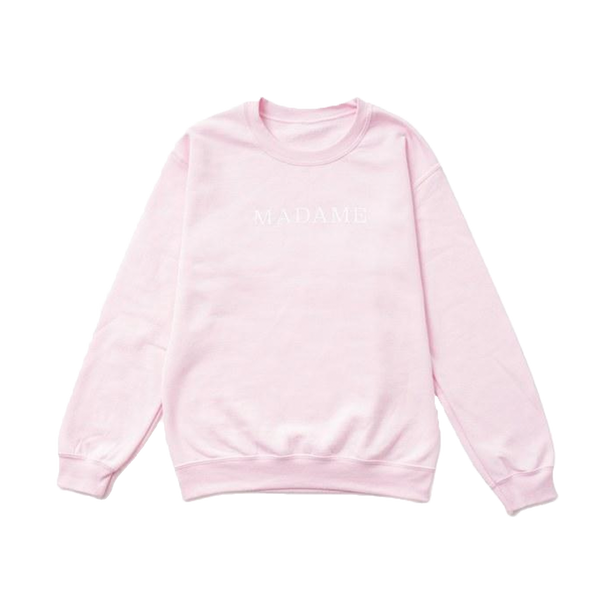 Semaine X Sabine Getty - Madame Chic Sweatshirt