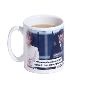 "Semaine x Raven Smith ""The Royals Mug"""