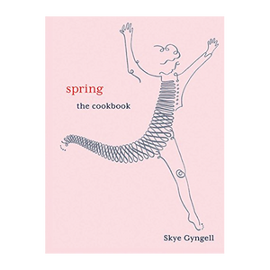 Spring Cookbook, SIGNED COPY
