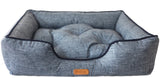 NOVA!!! Cama Pet Bag Jeans Look