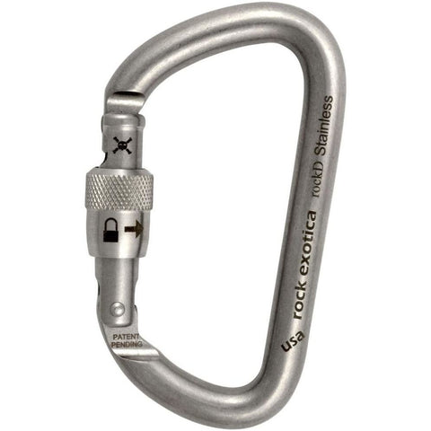 RockD Stainless Screw-Lock