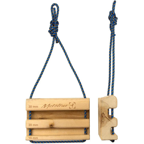 Metolius Wood Rock Rings - Elevated Climbing