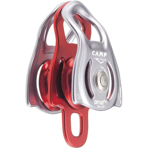 Camp Safety Dryad Pro Double Pulley - Elevated Climbing