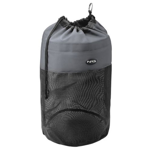 Mesh Drag Bag Black NRS - Elevated Climbing