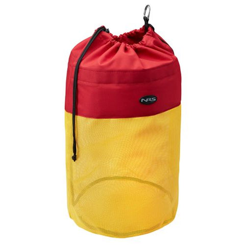 Mesh Drag Bag Yellow NRS - Elevated Climbing
