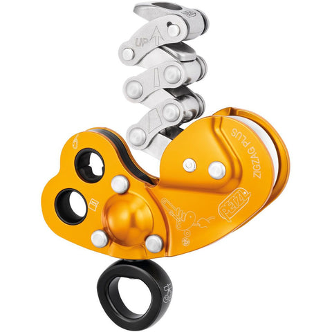 Petzl - ZIGZAG Plus - Elevated Climbing