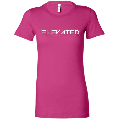 Elevated Lady's Favorite Tee - Elevated Climbing