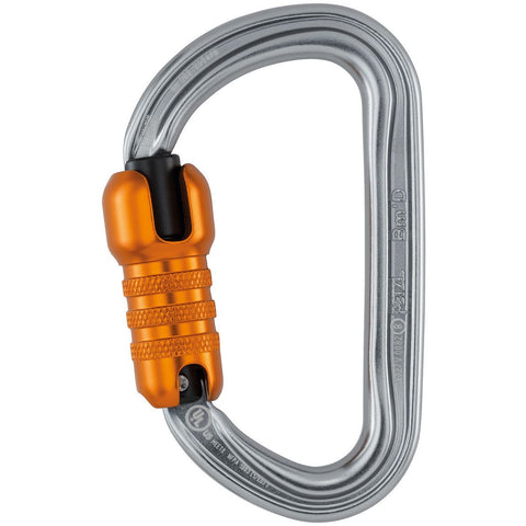 Petzl - Bm'D Carabiner - Elevated Climbing