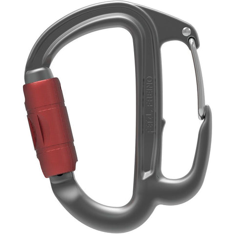 Petzl - FREINO Z Carabiner - Elevated Climbing