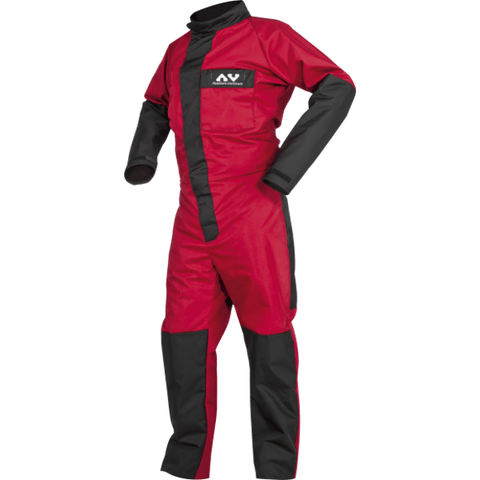 AV Titan Man Suit Red