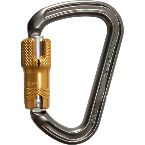 Klettersteig ANSI Locksafe Carabiner - Elevated Climbing