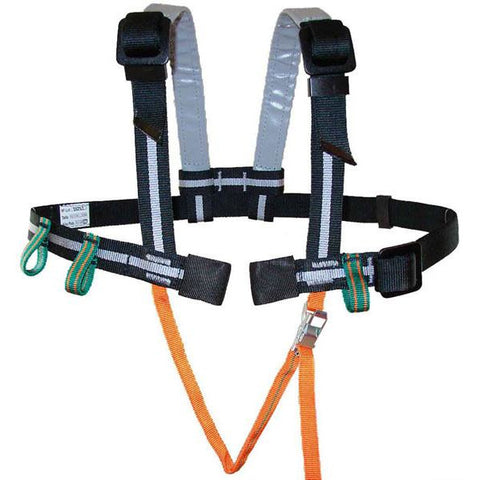 Garma Chest Harness - Elevated Climbing