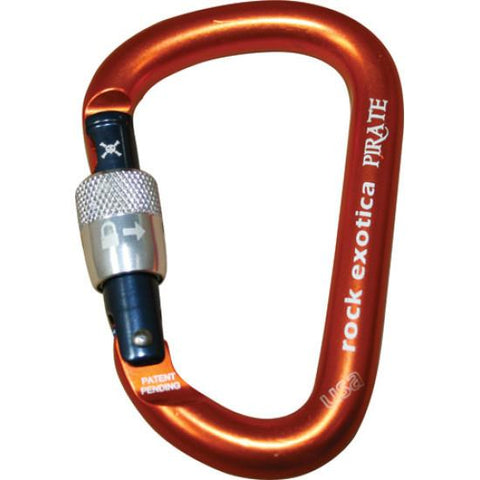 Pirate Carabiner - Elevated Climbing