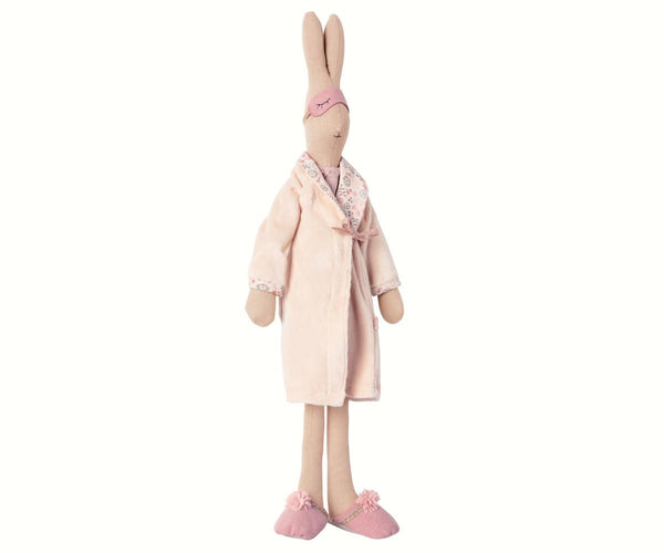 Conejita con conjunto de spa  (medium, rabbit, 53cm) - Miss Coppelia