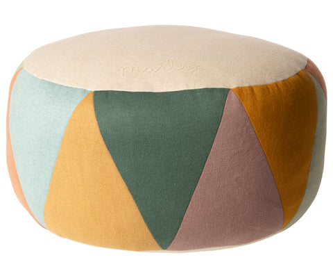 Puff tambor - grande - multicolor - Miss Coppelia
