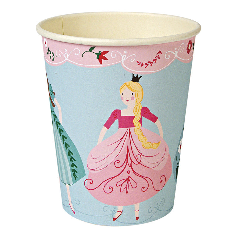 I'm a princess 12 vasos - Miss Coppelia