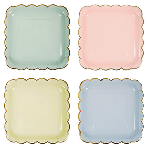 Pastels 8 platos L - Miss Coppelia