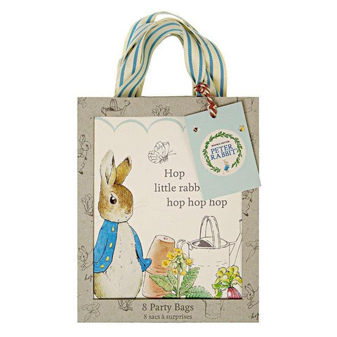 Peter Rabbit - 8 bolsas de papel - Miss Coppelia